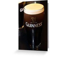 Guinness Ireland Greeting Card