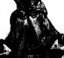 The black mage Sticker