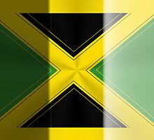 Jamaica Flag Iphone and Ipod Cases by Clickcreations