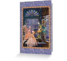 Fairy Dreams greeting card 1 Greeting Card