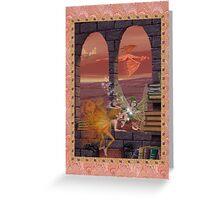 Fairy Dreams greeting card 10 Greeting Card
