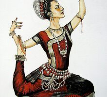 Colleena Shakti by Sunayana