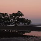 Dawn at Nudgee Beach by Sea-Change