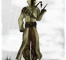 Assassin without a creed by haker23
