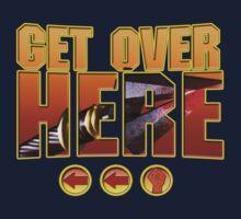 Mortal Kombat - Scorpion - Get Over Here by metacortex