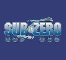 Mortal Kombat - Sub Zero by metacortex
