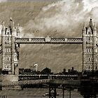 Tower Bridge by Lynn Bolt