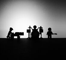 Lego Folds Five by robertsscholes