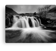 Spilt Milk, Langstrath Canvas Print