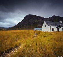 Glen Etive by Steve Jensen