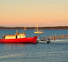Bar Harbor, Maine by fauselr