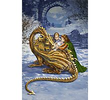 The Dragon's Apprentice Photographic Print