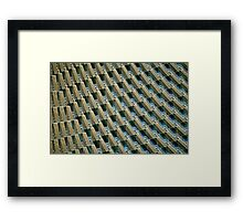 Aria Illusion Framed Print