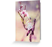 Darling Buds of May Greeting Card