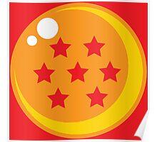 Dragon Ball Seven Poster