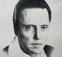 Christopher Walken by Stephanie Küpper