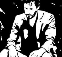 Sad Keanu reigns Vers. 2 Sticker