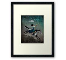 Dreamcatcher Framed Print