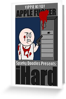 Sparky Doodles Comics: iHard by Steven Park
