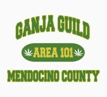 California Ganja by MarijuanaTshirt