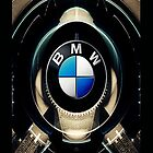 BMW Iphone Case by anguishdesigns