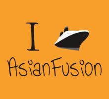 I Ship Asian Fusion! by zatanna103
