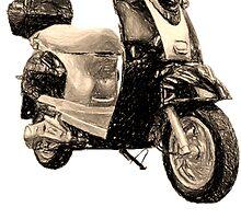 Moped by IN3004