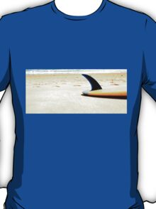 Blue Single Fin T-Shirt