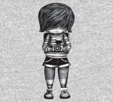Smile Baby Photographer black and white by © Karin  Taylor