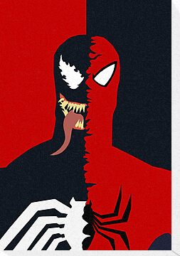Spider-Man/Venom by VinnyLiverpool