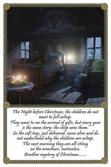 Another mystery of Christmas Eve (English version) by Roberta Angiolani