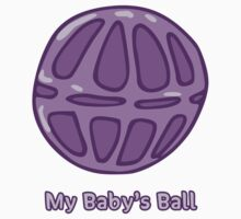 My Baby's Ball by hybridwing