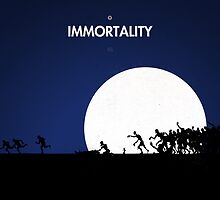 99 steps of progress - Immortality by maentis