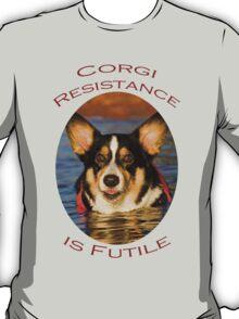 Corgi Resistance T-Shirt