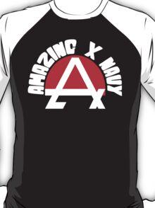 Amazing X Navy T-Shirt