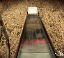 Slip Slidin' Away (Playground Series) by milkayphoto