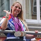 Stephanie Millward - Medals Galore ! by Colin J Williams Photography