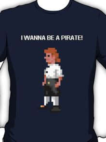 Guybrush Threepwood (Monkey Island) #01 T-Shirt