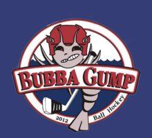Bubba Gump Ball Hockey by minghiabro