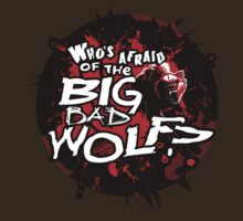 Big Bad Wolf (Sticker Version) by Zhivago