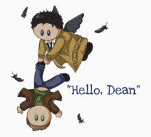 """Hello, Dean"" Kids Clothes"