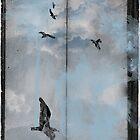 Paper Birds in the Sky by Konoko479