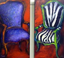 Please take a sit by Ivana Pinaffo