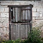 Barn Door by DavidONeill