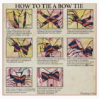 How to tie a bow tie by lefsa