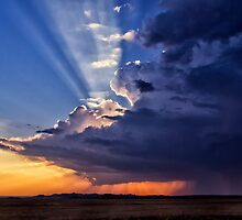 Stormy Weather by Kathy Weaver