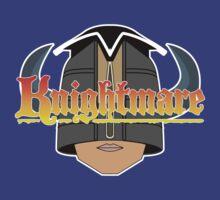 Knightmare TV Show - Helmet of Justice by metacortex