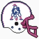 Tecmo Bowl Patriots by Mister Pepopowitz