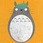 Homenaje a Totoro by Marco Recuero