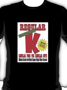 regular k cereal t T-Shirt